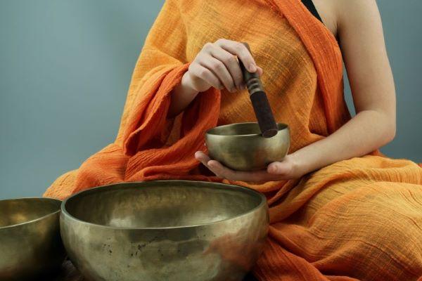 meditation ist in die stille gehen