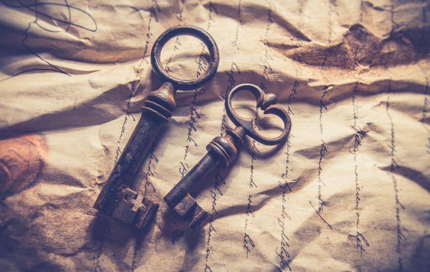 schlüssel für positives denken