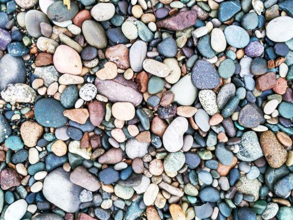 steine im fluss deines lebens